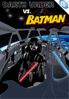 Darth Vader vs. Batman by MacAddict17