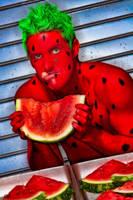 Watermelon by CrisAlexMUA