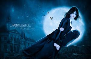 IMMORTALITY by gogomelone