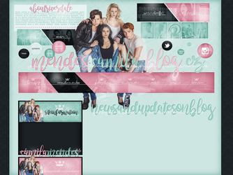 Layout with Camila Mendes (Riverdale) by BebLikeADirectioner