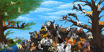WarriorCats Collab by NoreyDragon