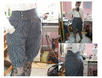 Steampunk pants attempt 1 by Taicho