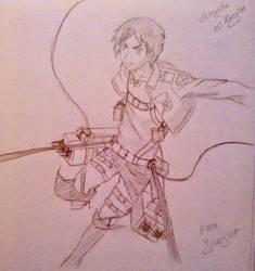 Eren Jaeger by Tasha256