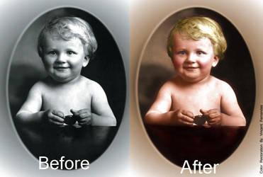 Color Restoration by fernandesvincent