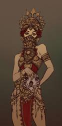 Priestess by ARTTAiR