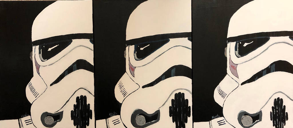 Stormtroopers  by hisel13