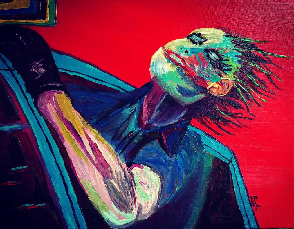 Joker Joyride  by hisel13