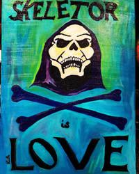 Skeletor  by hisel13