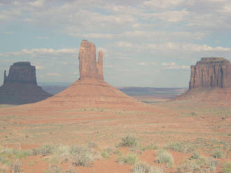 Monument Valley by XaBe20
