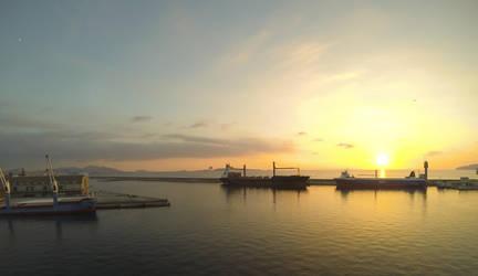 Port de Marseille by XaBe20
