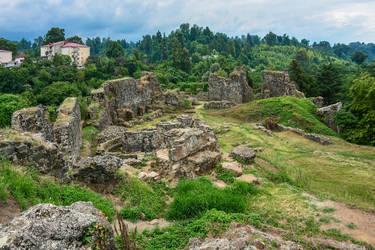 Fortress by Kulikovaphoto