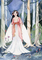 Edwardian Fairy by NicoleCadet