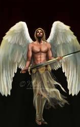 Angel by NicoleCadet