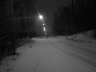 lonely street by zebas