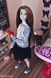 Nikki by Aiserul