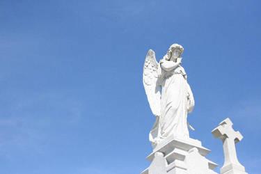 angel of rest by Erdaron