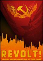 .revolt by lonewolfen