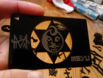 Bank of Midas Card by naotaru