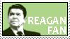 Ronald Reagan Stamp by Conservatoons