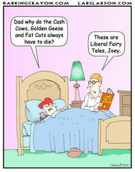 Liberal Fairy Tales by Conservatoons