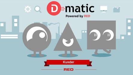 D-Matic (Animation) by Littlenorwegians
