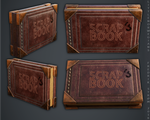 Scrapbook (Scraps) by Littlenorwegians