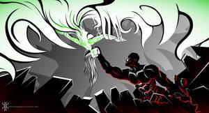 Chaos Order 2 by KryptnKnight