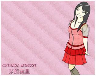 Chihara Minori by maskawaih