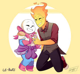 Sweet love - ft. Le-poofe by Kare-Valgon