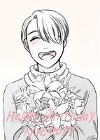 Happy Birthday Victor! by Kare-Valgon