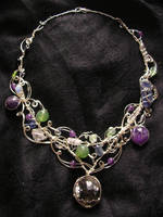 Necklace Made Of Nightmares by kythryne