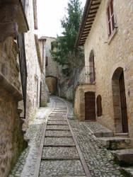 Medieval lost way by Nadja254