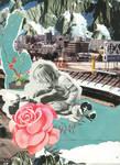 Mountain Rose by mercurycode