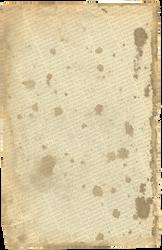 Paper texture 'Wie konnte es geschehen' | PNG by mercurycode