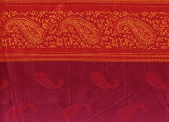 Oriental fabric texture by mercurycode