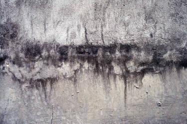Grungy Landscape on Concrete by mercurycode