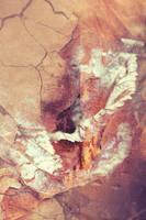 Digital Art Texture 254 by mercurycode