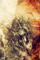 Digital Texture Artwork 264 by mercurycode