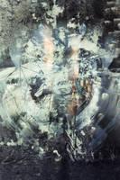 Digital Texture Artwork 290 by mercurycode