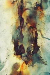 Digital Texture Artwork 309 by mercurycode