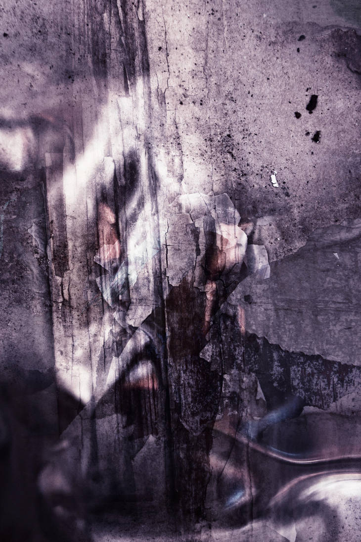 Digital Texture Artwork 350 by mercurycode