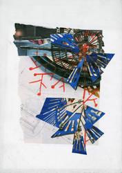 Original Collage: Enigma by mercurycode