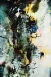 Digital Texture Artwork 354 by mercurycode
