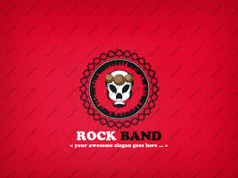 band logo by firmacomdesign