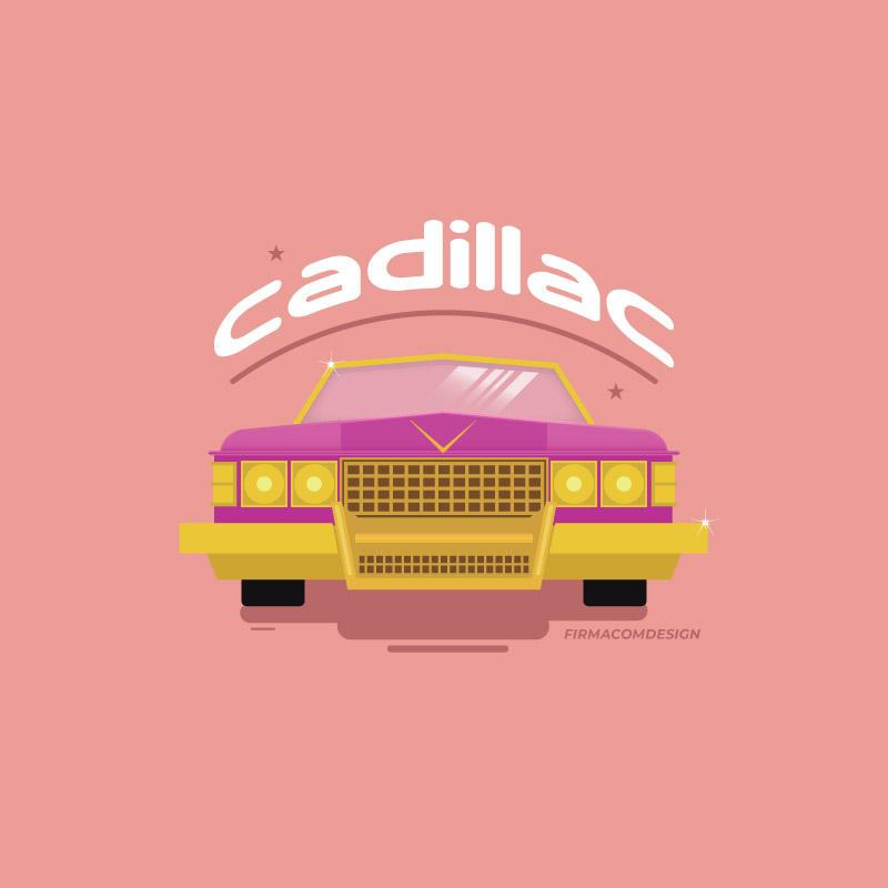 Caddilac by firmacomdesign