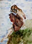 Girl by the sea by phantasmagoria68