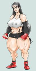 Tifa Lockhart by belt468