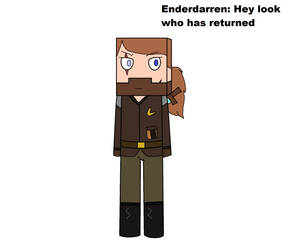 huntress Chey returned from hiatus by CheysMisadventures