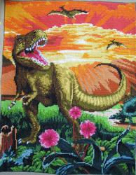 Dinosaur by Santian69