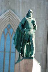 Leif Ericsson by Albason